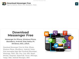 downloadmessengerfree.com