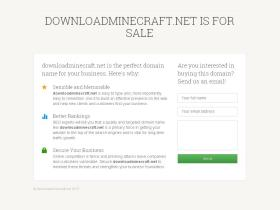 downloadminecraft.net