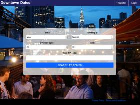 downtowndates.com