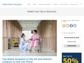 downtownhospital.org