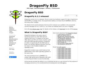 dragonflybsd.org