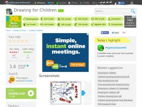 drawing-for-children.software.informer.com