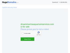 dreammarineaquariumservices.com