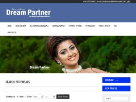 dreampartnerlanka.com
