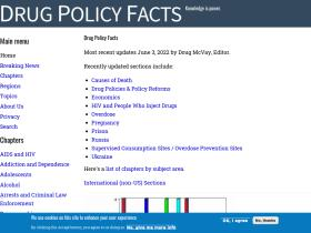 drugwarfacts.org