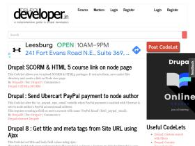 drupaldeveloper.in