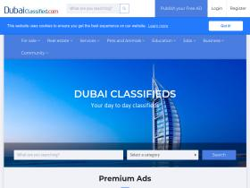 dubaiclassified.com