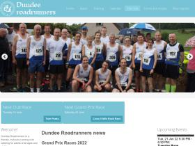 dundeeroadrunners.co.uk