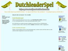 dutchleaderspel.nl