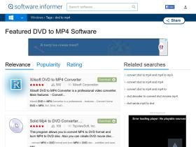 dvd-to-mp4.software.informer.com