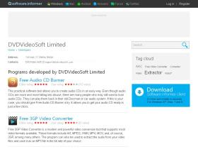 dvdvideosoft-limited.software.informer.com