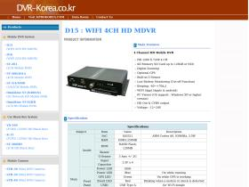 dvr-korea.co.kr