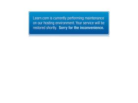 Login for DynCorp LearnCenter