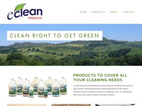e-cleanproducts.com