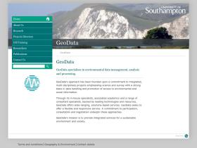 e-learning.geodata.soton.ac.uk