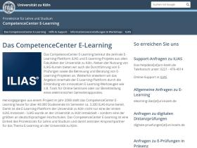 e-learning.uni-koeln.de