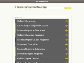 e-learningstainmetro.com