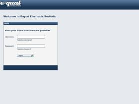 e-qualportfolio.co.uk