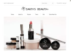 earthsbeauty.com
