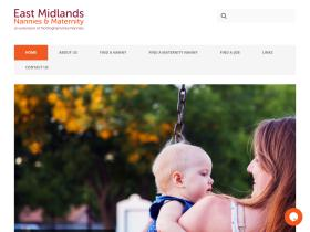 eastmidlandsnanniesandaupairs.co.uk