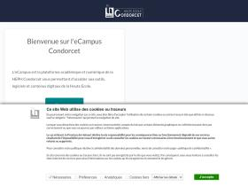 ecampus.condorcet.be