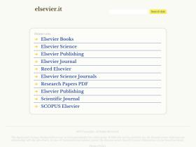 ecm33.elsevier.it