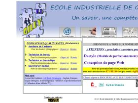 ecoleindustriellegilly.be