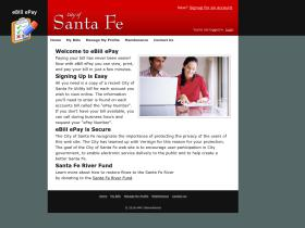 ecom.utilities.ci.santa-fe.nm.us