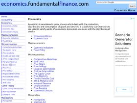 economics.fundamentalfinance.com