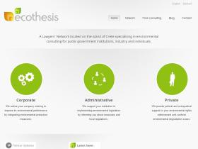 ecothesis.gr