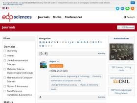 edpsciences.fr