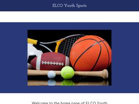 elcoyouthsports.org