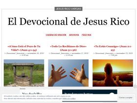eldevocionaldejesusrico.wordpress.com