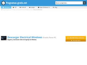 electrical-windows.programas-gratis.net