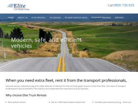 elitetrucks.co.nz