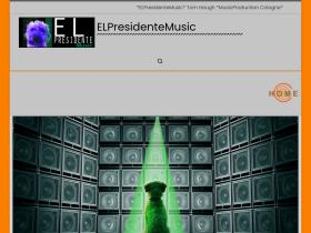 elpresidentemusic.com