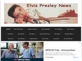 elvispresleynews.com