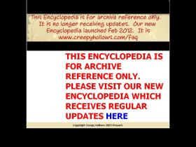 encyclopedia.creepyhollows.com