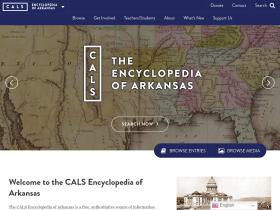 encyclopediaofarkansas.net