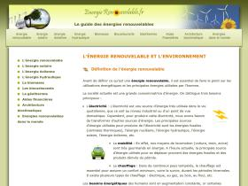 energierenouvelable.fr