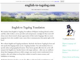 english-to-tagalog.com