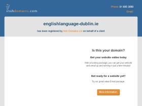 englishlanguage-dublin.ie
