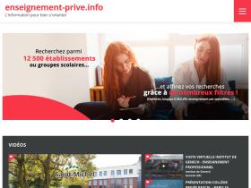 enseignement-prive.info
