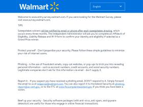 entry.survey.walmart.com