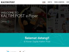 epaper.kaltimpost.co.id