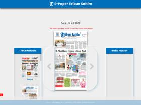 epaper.tribunkaltim.co.id