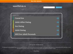 escortlist.co.za