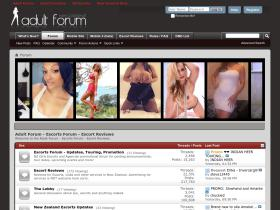 escortsforum.co.nz