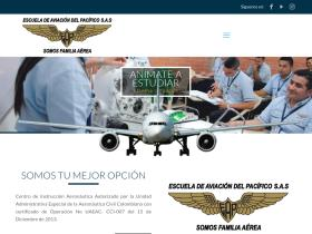 escueladeaviaciondelpacifico.com.co