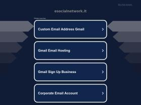 esocialnetwork.it